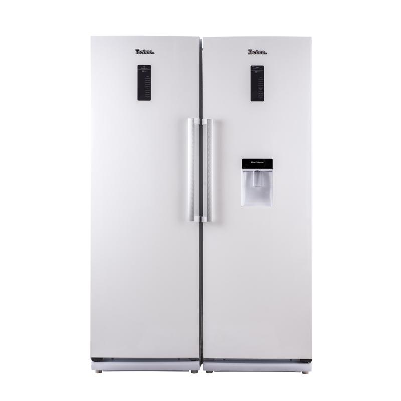 یخچال و فریزر دوقلوی تکنولایو مدل DF70