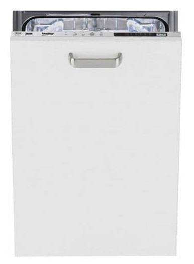 ماشین ظرفشویی توکار بکو مدل DIN 28321