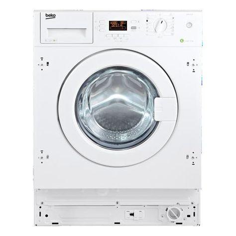ماشین لباسشویی توکار بکو مدل WMI 81242
