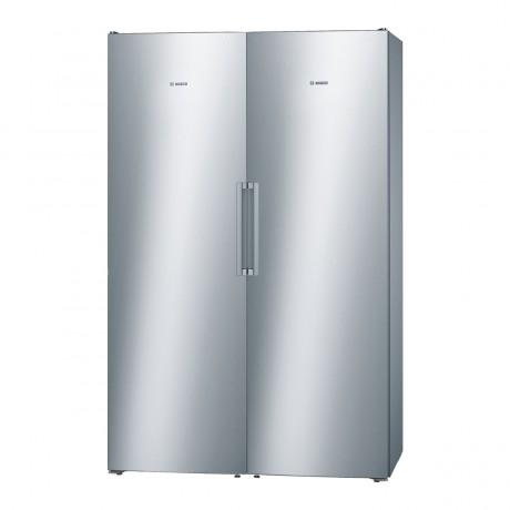 یخچال و فریزر دوقلو بوش مدل ksw36vi304 gsn36vi304