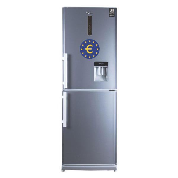 یخچال و فریزر کمبی یورواستار مدل EYP-22
