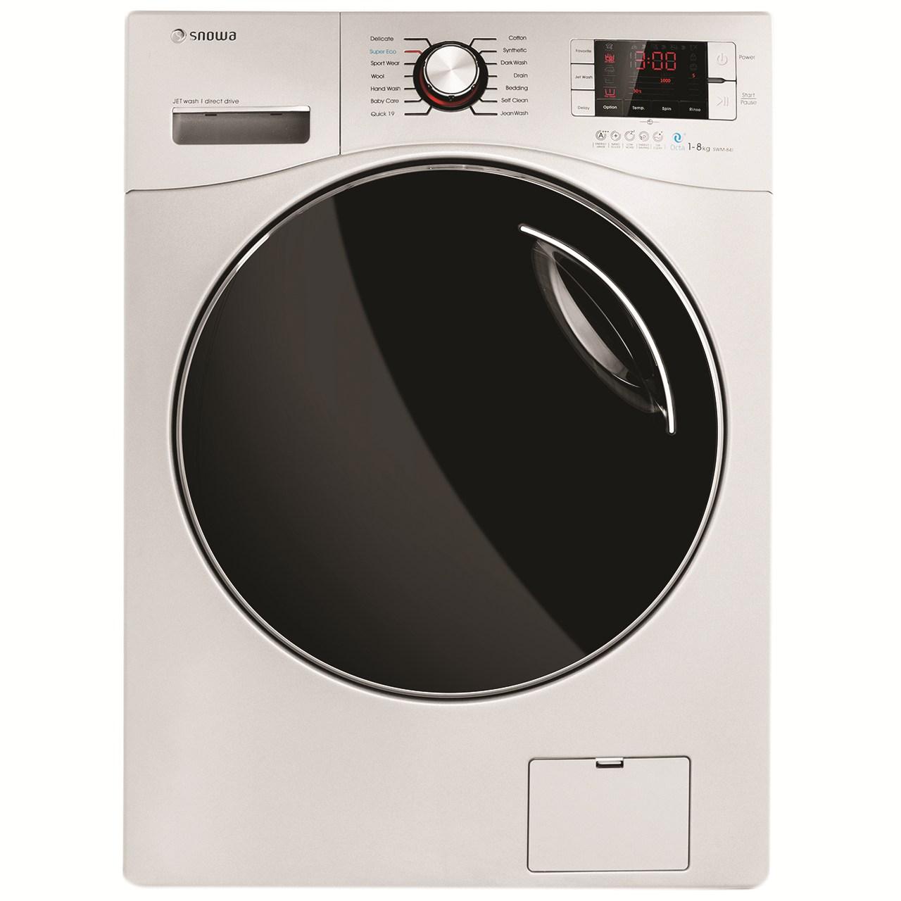 ماشین لباسشویی اسنوا مدل SWD-Octa S