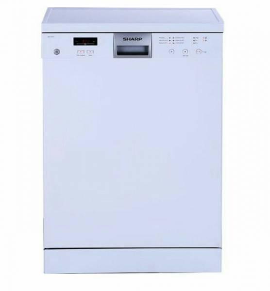 ماشین ظرفشویی شارپ 14 نفره مدل 634