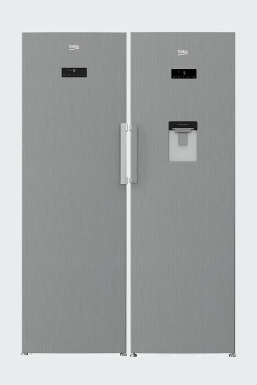 یخچال و فریزر بکو مدل 415E23DX