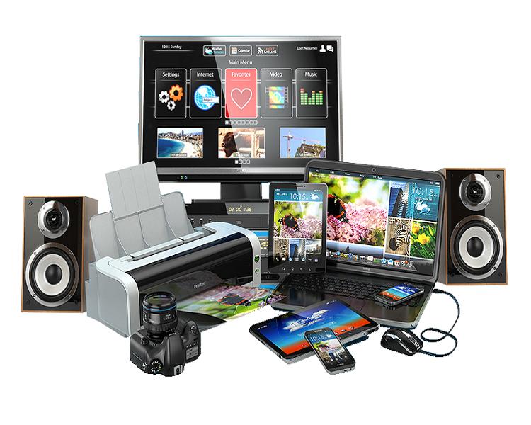 محصولات صوتی و تصویری