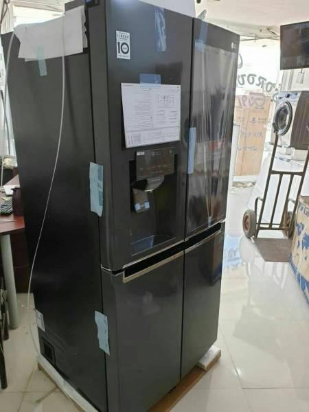 یخچال فریزر اینستاویو ال جی مدل X29