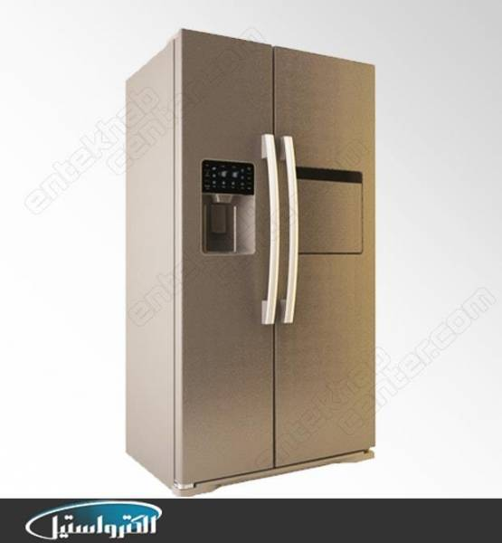 یخچال وفریزر ساید بای ساید الکترواستیل ES51 S