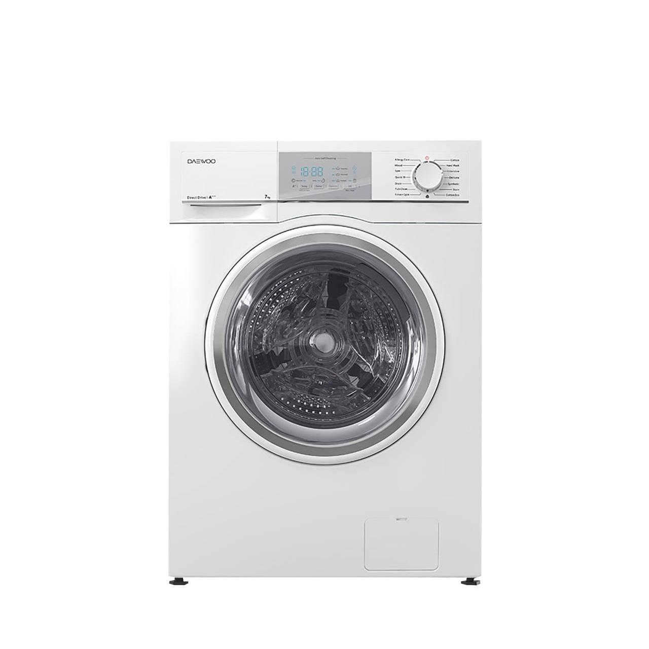 ماشین لباسشویی دوو مدل DWK-7020