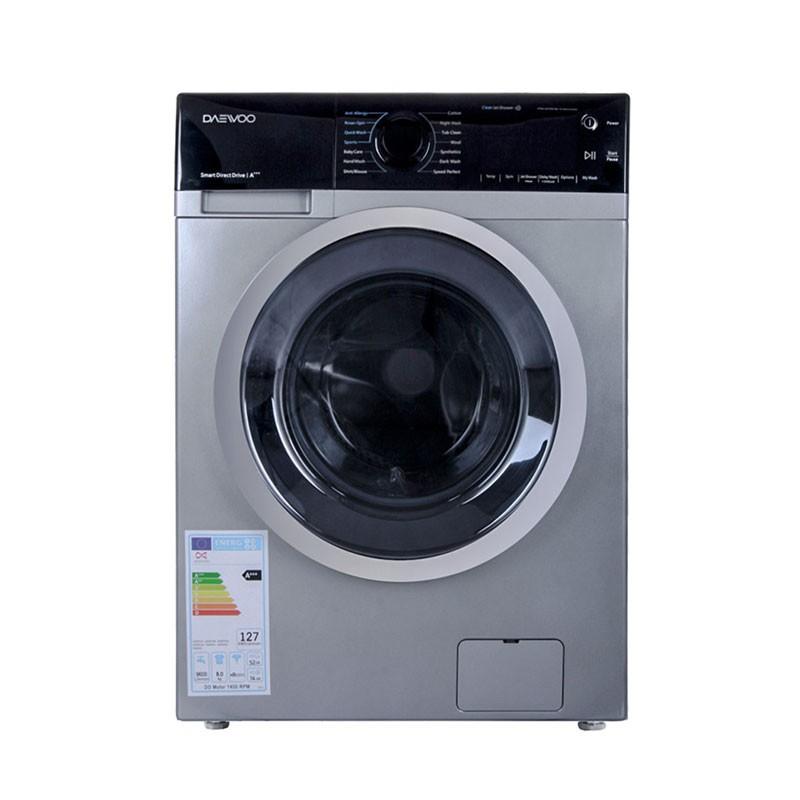 ماشین لباسشویی 8 کیلویی دوو مدل DWK-Pro82SB