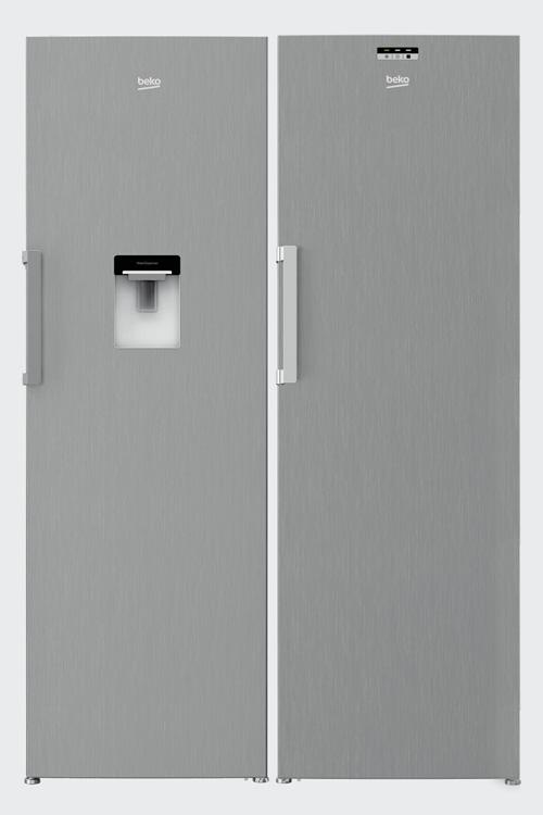 یخچال و فریزر بکو مدل 350K23X