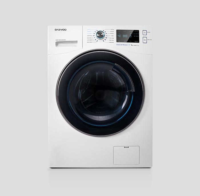 ماشین لباسشویی پریمو 8 کیلویی DWK-Primo80