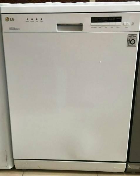 ماشین ظرفشویی سفید 1452 الجی