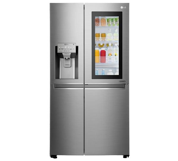 مشخصات کلی و نحوه تعمیر و استفاذه از یخچال ساید بای ساید x257
