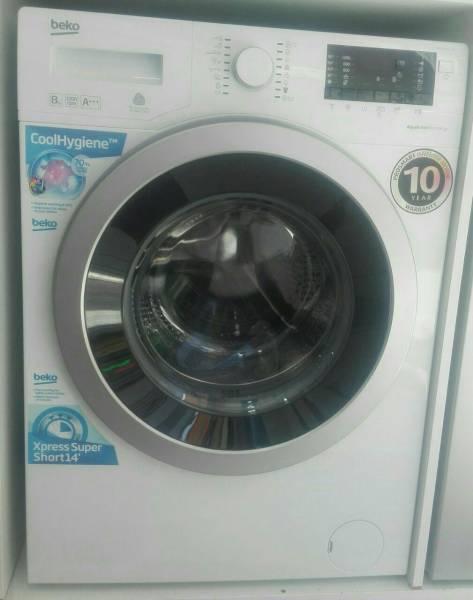 لباسشویی بکو 8 کیلو 1200دور