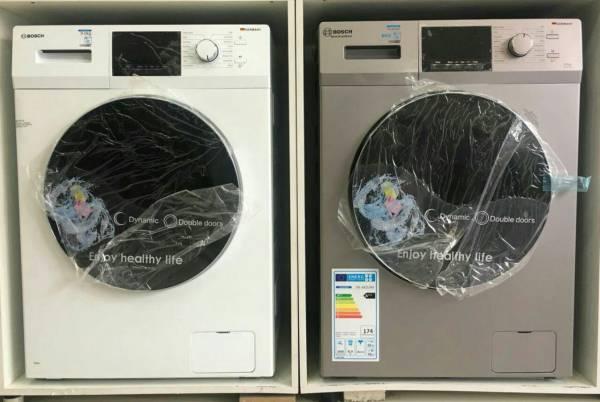 ماشین لباسشویی 8 کیلویی بوش