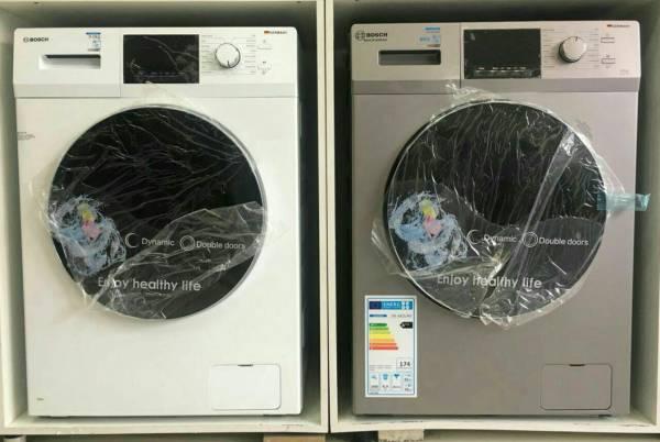 لباسشویی  ۸کیلویی  بوش آلمان  با جدیدترین تکنولوژی  14.1/2 ارسال و گارانتی رایگان