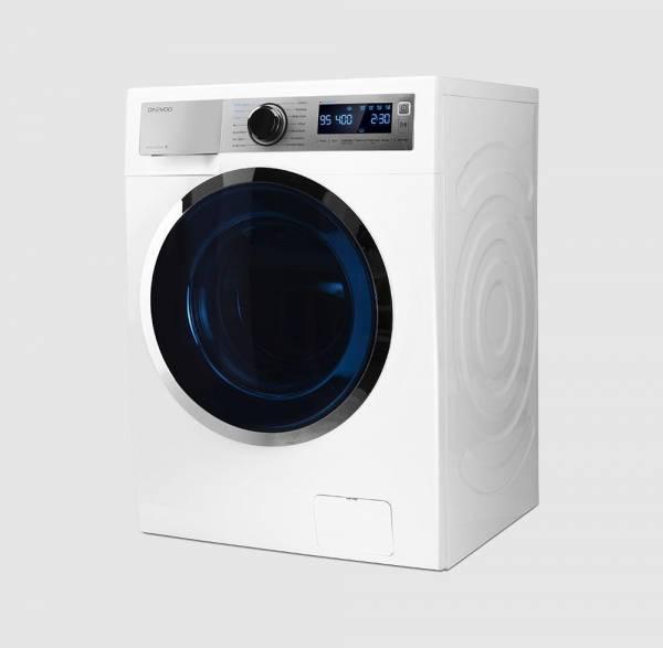 ماشین لباسشویی سری ذِن لایف، ۸ کیلویی دوو DWK-Life80TS
