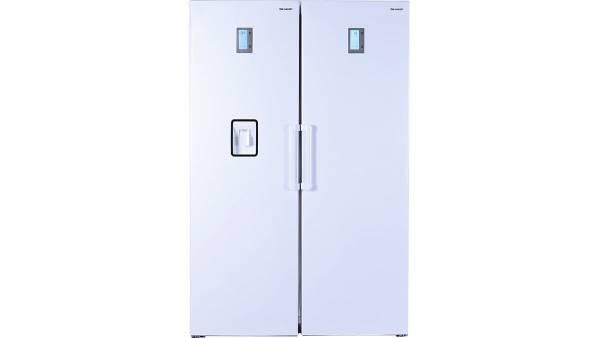 یخچال و فریزر دوقلو SJ-SRD450-WH2