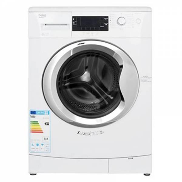 ماشین لباسشویی 8 کیلویی بکو مدل WCV 8604 XCW