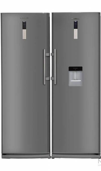یخچال فریزر دوقلو یخساران مدل ۱۵ NR 15-NF